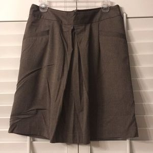 Old Navy Brown Gray Skirt